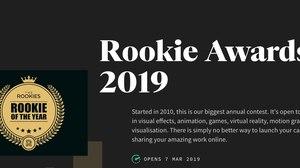 Rookie Awards 2019