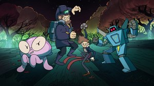 TRAILER: Frederator's 'Costume Quest' Launches on Amazon Prime March 8