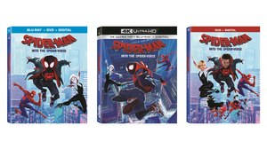 GIVEAWAY: Win 'Spider-Man: Into the Spider-Verse' on Blu-ray!