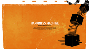 HAPPINESS MACHINE PROJECT