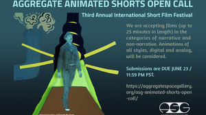 Aggregate Animated Shorts OPEN CALL - Third Annual International Experimental Animated Short Film Festival