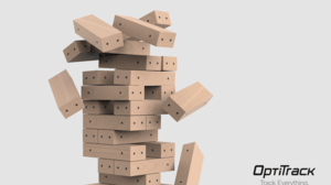 OptiTrack to Show Precision Tracking with Jenga-inspired Demo at GDC 2019