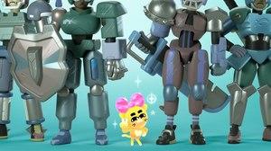 Matt Layzell's Interactive 'Battle Kitty' Series Headed to Netflix