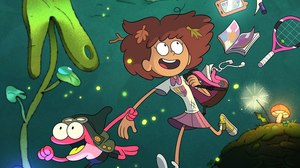 Disney Channel Announces Animated Comedy Series 'Amphibia'