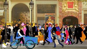 Michel Ocelot Details His Next Animated Feature