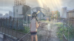 Toho Unveils Teaser for Makoto Shinkai's 'Weathering With You'
