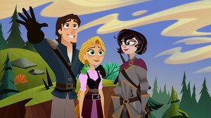 CLIP: Season 2 Finale of 'Rapunzel's Tangled Adventure' Airs April 14