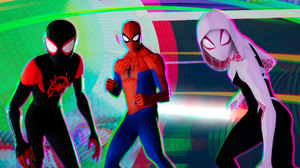 Rewriting the Visual Rule Book on 'Spider-Man: Into the Spider-Verse'