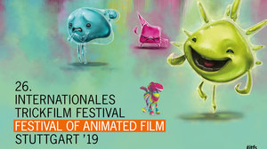 26th Stuttgart International Trickfilm Festival of Animated Film: April 30 - May 5