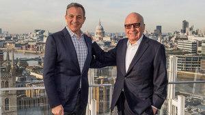 Disney Heir Condemns Bob Iger's 'Insane' Salary