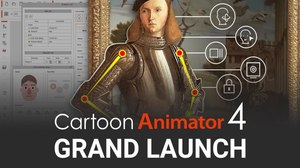 Reallusion Launches Cartoon Animator 4 2D Animation System