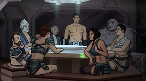 Workplace Dysfunction in Zero Gravity: 'Archer: 1999' Has Arrived