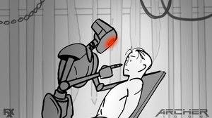 GALLERY: 'Archer: 1999' Storyboards