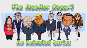 Brain Zoo Launches Kickstarter Campaign for 'The Mueller Report: An Animated Series'