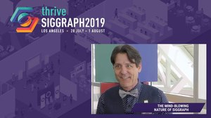 WATCH: SIGGRAPH 2019 Interview with Disney's 'a kite's tale' Director Bruce Wright