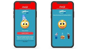 HOAX Gets hAPPy with Dairy Queen and Coca-Cola Interactive App
