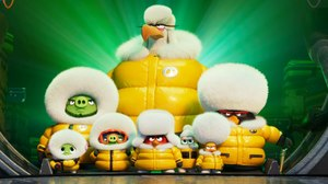 Frenemies Unite Against an Icy Foe in 'The Angry Birds Movie 2'