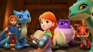 TRAILER: DreamWorks Animation's 'Dragons Rescue Riders' Debuts September 27