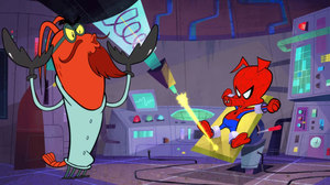 Peter Porker's 'Spider-Ham: Caught in a Ham' Short Now Online
