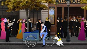Exclusive Clip: Michel Ocelot's 'Dilili in Paris'