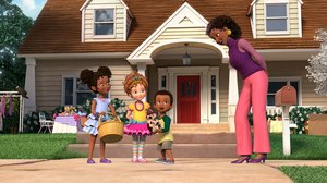 Jamie Mitchell Helps Kids Embrace Their Uniqueness in Disney Junior's 'Fancy Nancy'