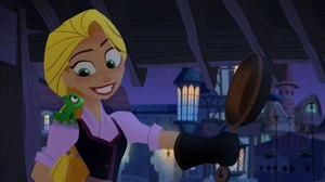 Exclusive Clip: Season 3 Premiere of 'Rapunzel's Tangled Adventure'