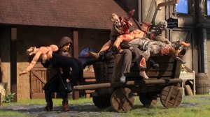 Exclusive 'Robot Chicken' Musical Clip: The Daily Joy of Life in Feudal France!