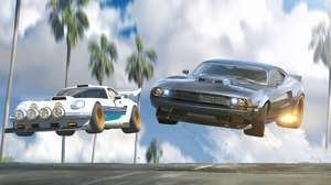 First Look: DreamWorks Animation's 'Fast & Furious: Spy Racers'