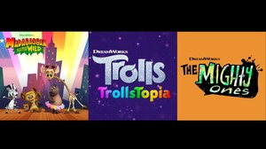 Hulu Orders Three New Animated Series from DreamWorks Animation