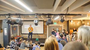 Edinburgh 's MOVE Summit announced for 19-21 February 2020