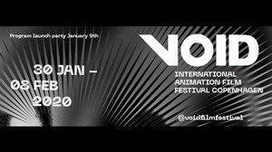 Watch: 2020 VOID International Animation Film Festival Trailer