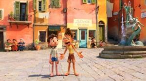 Disney+ Drops 'Luca' Friendship Featurette