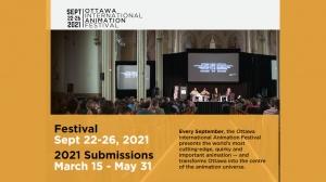 Ottawa International Animation Festival September 22-26