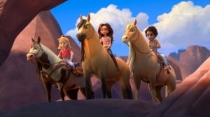 DreamWorks Reveals Cast, Images, and Spot for 'Spirit Untamed'