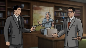 A Welcome Return to Dysfunctional Spy Craft in 'Archer' Season 11