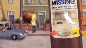 Aardman and Cats Protection Launch 'Casper's Magical Journey'