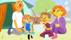 Sesame Workshop Expands Autism Initiative, Releases 'Backyard Camping' Video with Exceptional Minds