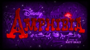 EXCLUSIVE: New 'Amphibia' Halloween Episode Theme Song Teaser