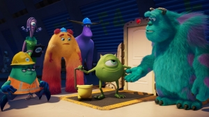 Disney Television Turns Scares into Laughs in 'Monsters at Work'