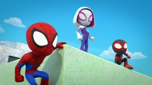 Heroes Save the Day AND Have Fun in 'Marvel's Spidey and his Amazing Friends'