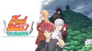 'Food Wars! The Third Plate' Heads to Adult Swim's Toonami