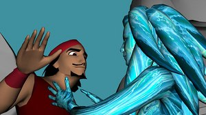 """""""Moving Storyboards"""" Take On New Dimensions: Previs for Animated Features"""
