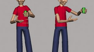 'Inspired 3D Character Animation': Posing and Staging