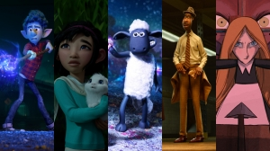On the Road to the 93rd Oscars: The Animated Feature Film Nominees