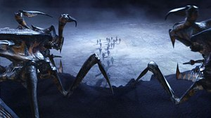 Tippett on Directing 'Starship Troopers 2': The Bugs are Back