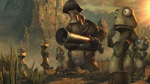 Oddworld's 'Real' Reel World