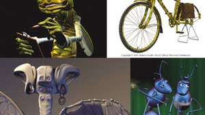 'Inspired 3D Short Film Production': Character Development and Design — Part 1