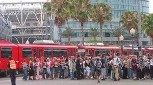 Comic-Con International 2004 Report