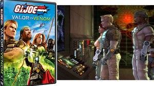 From Toy to Toon: G.I. Joe Rocks in 'Valor Vs. Venom'