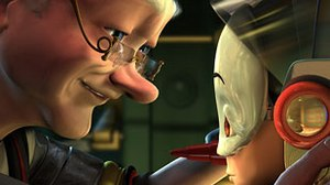Daniel Robichaud on 'P3K: Pinocchio 3000'